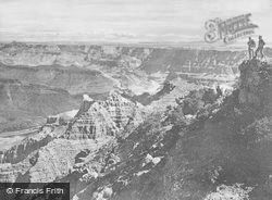 Lipan Point, After A Storm c.1930, Grand Canyon