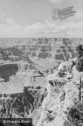 Looking North From Hopi Point c.1930, Grand Canyon