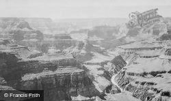 Looking West From Pima Point c.1930, Grand Canyon