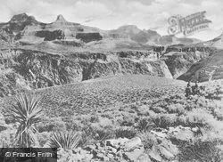 On An Inner Canyon Trail c.1935, Grand Canyon