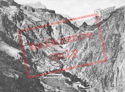 Phantom Ranch, A Mile Below The Rim c.1935, Grand Canyon