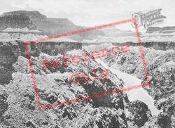 The Granite Gorge c.1935, Grand Canyon