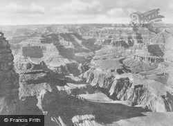 View From Grandeur Point c.1930, Grand Canyon