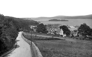 Grange-over-Sands, from Grange Fell Road 1921