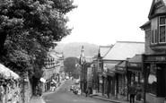 Grange-over-Sands, Main Street c1960