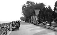 Grange-over-Sands, Promenade 1929