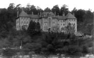 Grange-over-Sands, the Convalescent Home 1901