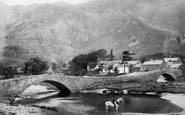 Grange, The Bridge c.1861