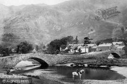 The Bridge c.1861, Grange