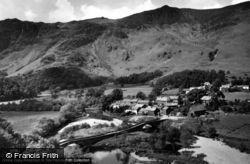 Village c.1955, Grange