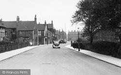 Grangetown, Argyle Road c.1955