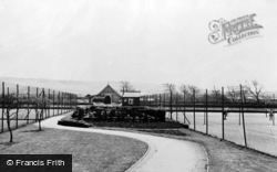 Grangetown, Recreation Ground c.1955