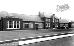 Grangetown, Sir William Worsley School c.1955