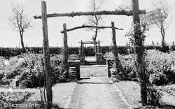 Grangetown, The Gardens c.1960