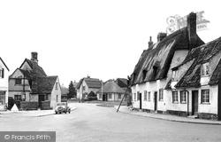 Grantchester, High Street c.1946