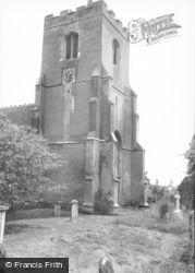 Grantchester, The Church c.1946