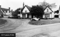 Grantchester, The Green Man c.1950