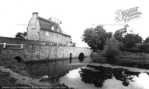 Grantchester,the Mill c1965,Cambridgeshire