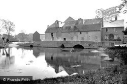 Grantchester, The Old Mill 1914