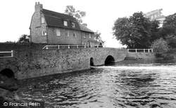 Grantchester, The Old Mill c.1965