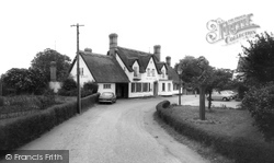 Grantchester, The Red Lion c.1965