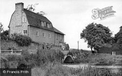 Grantchester, The River Granta c.1946