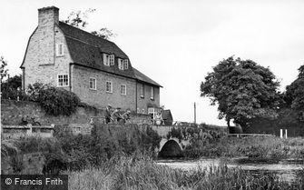 Grantchester, the River Granta c1946