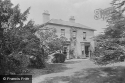 The Vicarage 1929, Grantchester