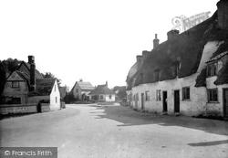 Grantchester, Village 1914