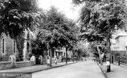 Grantham, Avenue Road 1904