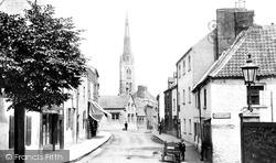 Grantham, Bee Hive Inn 1893