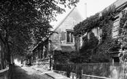 Grantham, Grammar School 1890
