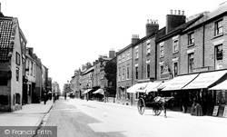 Grantham, High Street 1904
