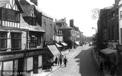 Grantham, High Street c.1955