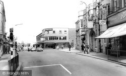 Grantham, High Street c.1960