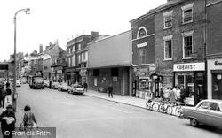 Grantham, High Street c.1965