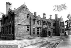 Grantham, Kings School 1904
