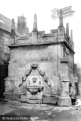 Grantham, Old Conduit 1889