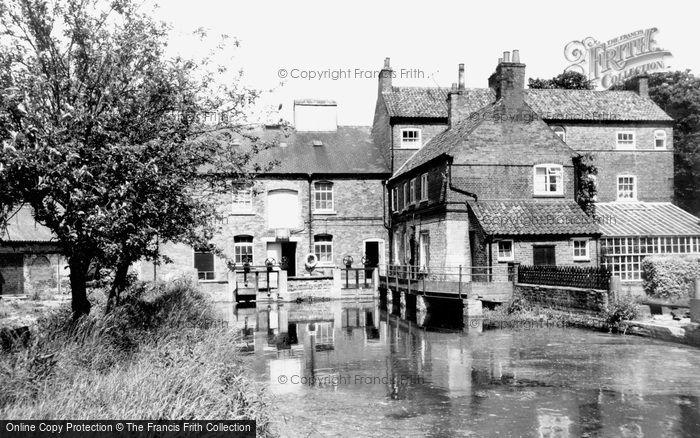 Grantham,Spitalgate Mill c1960,Lincolnshire