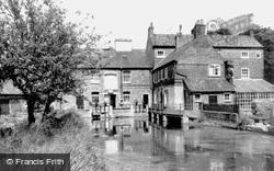 Grantham, Spitalgate Mill c.1960