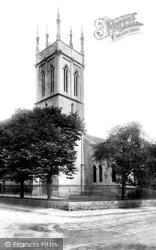 Grantham, St John's Church 1893