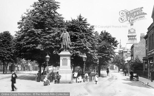 Grantham, St Peter's Hill 1904