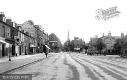 Grantham, Westgate 1904