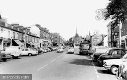 Grantham, Westgate c.1965