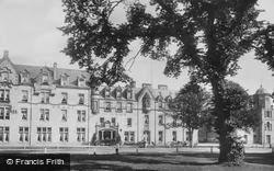 Grantown On Spey, Grant Arms Hotel c.1925, Grantown-on-Spey