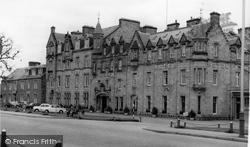 Grantown On Spey, Grant Arms Hotel c.1965