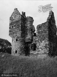 Grantown On Spey, Muckrach Castle 1952, Grantown-on-Spey