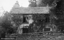 Grasmere, Dove Cottage 1936