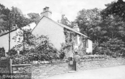 Grasmere, Dove Cottage c.1935