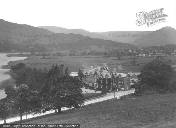 Photo of Grasmere, Prince Of Wales Hotel 1912